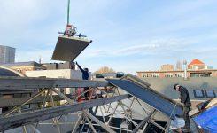 Duurzaam bouwen met Arcum in Eindhoven: NRE-terrein